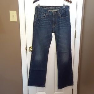 NWOT 29 X 32 American Eagle Jeans Mens Bootcut